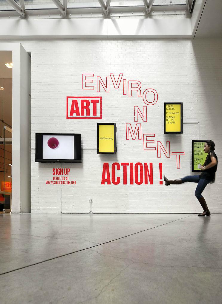 Art, Environment, Action!