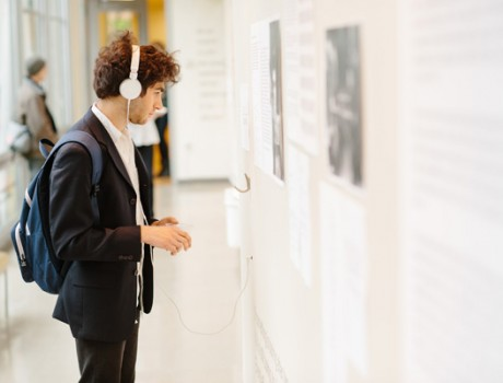 Still Working? – Skybridge Art Exhibit