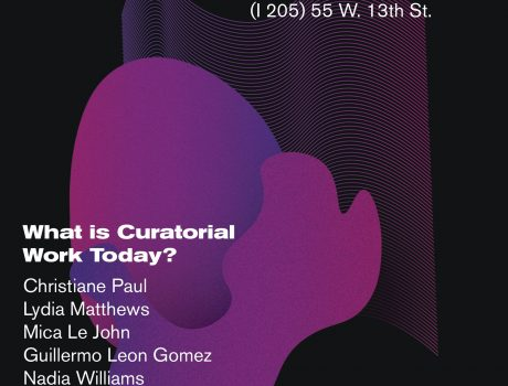 4th Annual CDRL Curatorial Slam! April 6, 2018, 4-7pm